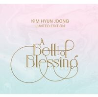 Kim Hyun Joong - A Bell Of Blessing (incl. DVD + 42pg Photobook)