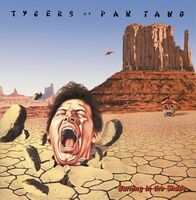 Tygers Of Pan Tang - Burning In The Shade [Clear Vinyl] (Uk)