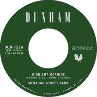 Menahan Street Band - Midnight Morning / Stepping Through Shadow [Vinyl Single]