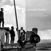 Haydn / Maxwell Quartet - String Quartets 74