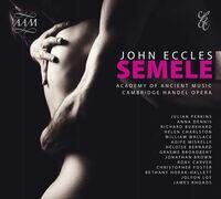 Anna Dennis - Semele