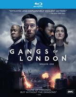 Michelle Fairley - Gangs Of London, Season 1 Bd (3pc) / (3pk)