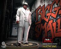 Knucklebonz - Knucklebonz - Notorious B.I.G. - Biggie Smalls Rap Iconz Statue