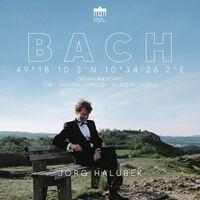J Bach .S. / Halubek - 49 18 10 3 N 10 34 26 2 E (2pk)