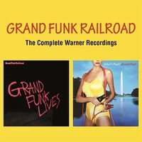 Grand Funk Railroad - Complete Warner Recordings