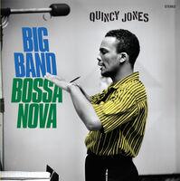 Quincy Jones - Big Band Bossa Nova (Bonus Tracks) [Colored Vinyl] [180 Gram]