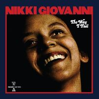 Nikki Giovanni - Way I Feel [Clear Vinyl] (Red)