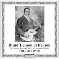 Blind Lemon Jefferson - Vol. 2-(1927)