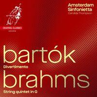 Amsterdam Sinfonietta - Bartok: Divertimento; Brahms: String Quintet No.2