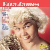 Etta James - Etta James / Sings For Lovers + Bonus Singles (Uk)