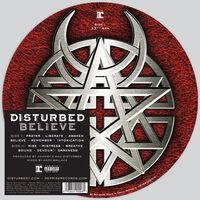 Disturbed - Believe [Picture Disc LP]