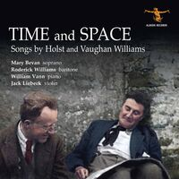 Mary Bevan - Time & Space