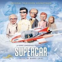 Barry Gray Uk - Supercar / O.S.T. (Uk)