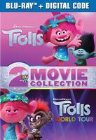 Trolls [Movie] - Trolls / TTrolls: World Tour 2-Movie Collection
