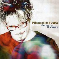 Niccolo Fabi - Sereno Ad Ovest (Ltd) (Ogv) (Org) (Ita)