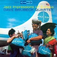 The Dave Brubeck Quartet - Jazz Impressions Of Eurasia [Import LP]