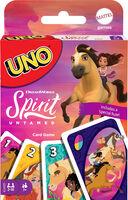 Uno Spirit - Mattel Games - UNO Spirit