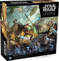Star Wars Legion Clone Wars Core Set - Star Wars Legion Clone Wars Core Set A Miniatures Game Of Epic Battles In A Galaxy Far, Far Away