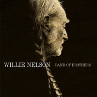 Willie Nelson - Band Of Brothers [Limited 180-Gram Transparent Blue Colored Vinyl]