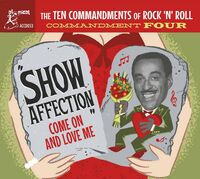 Ten Commandments Of Rock 'n' Roll 4 / Various - Ten Commandments Of Rock 'n' Roll 4 (Various Artists)