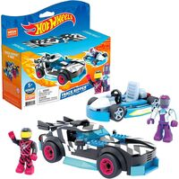 Mega Brands Hot Wheels - Mega Brands - Hot Wheels Track Ripper & Kart Construction Set