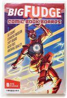 Big Fudge Bfcbx50Us Comic Boards 6.87X10.5 50P Wht - Big Fudge Bfcbx50us Comic Boards 6.87x10.5 50p Wht
