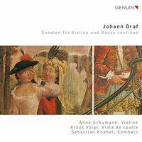 Graf / Schumann / Voigt - Sonaten Fur Violine
