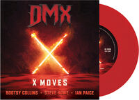 Dmx / Bootsy Collins  / Howe,Steve / Paice,Ian - X Moves (Silver Or Red) [Colored Vinyl] (Red) (Slv)