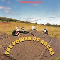 Buffet Lunch - Power Of Rocks (Aus)