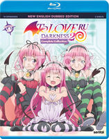 To Love Ru Darkness 2 - To Love Ru Darkness 2 (2pc) / (Anam Sub)