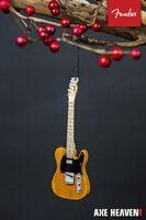 Fender Blonde Telecaster 6 Inch Guitar Ornament - Fender Blonde Telecaster 6 Inch Guitar Ornament