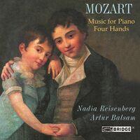 Artur Balsam - Music for Piano Four Hands