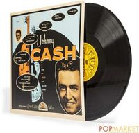Johnny Cash - With His Hot & Blue Guitar [LP]