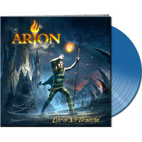 Arion - Life Is Not Beautiful (Blue) [Clear Vinyl] (Gate)