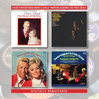 Porter Wagoner / Parton,Dolly - Once More / Two Of A Kind / Together Always (Uk)