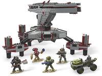 Mega Construx Halo - MEGA Brands - MEGA Construx HALO Vehicle: Defense Point Showdown