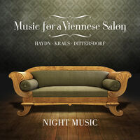 Night Music - Music For A Viennese Salon