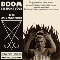 1782 / Acid Mammoth - Doom Sessions 2 [Colored Vinyl] (Grn) (Ylw)