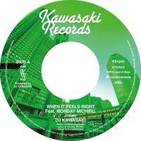Dj Kawasaki - When It Feels Right