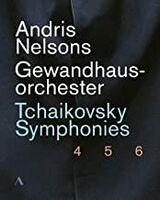 Tchaikovsky / Nelsons / Gewandhausorchester - Symphonies 4 5 & 6