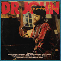 Dr John / Sonny Landreth / Mcgregor,Chantel - Gumbo Blues (Colored Vinyl) (Colv) (Ltd)