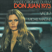 Michel Magne - Don Juan 1973 (Original Soundtrack)