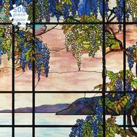 Flame Tree Studio - Adult Jigsaw Puzzle Tiffany Studios: View of Oyster Bay: 500-pieceJigsaw Puzzle