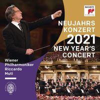Riccardo Muti  / Vienna Philharmonic - New Year's Concert 2021
