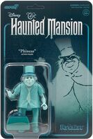 Haunted Mansion Reaction Wave 1 - Traveling Ghost - Super7 - Haunted Mansion ReAction Figure Wave 1 - Traveling Ghost
