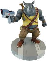 Pcs Collectibles - PCS Collectibles - TMNT Rocksteady 1:8 Scale PVC Statue