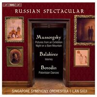 Singapore Symphony Orchestra - Russian Spectacular