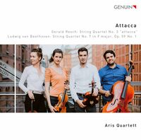 Aris Quartett - Attacca