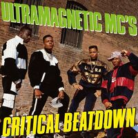 Ultramagnetic Mc's - Critical Beatdown (Blk) [180 Gram] (Exp) (Hol)