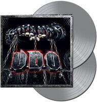U.D.O. - Game Over (Silver Vinyl) [Colored Vinyl] (Gate) [Limited Edition] (Slv)